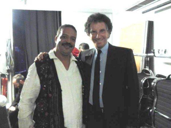 Mon ami Abderrahim Amrani Marrakchi avec Jack Lang