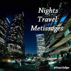 CocoNights-Mixes - Nights Travels 1 (Metissages) by @YoanDelipe