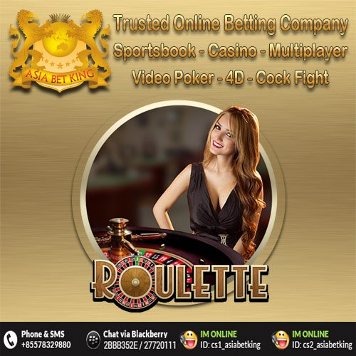 Bandar Judi Casino Roulette Online Terpercaya