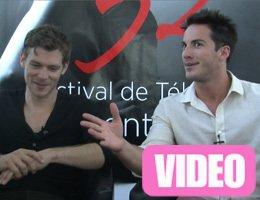 Vampire Diaries : Interview de Joseph Morgan et Michael Trevino (VIDEO)