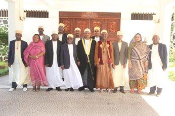 Présidence de l'Union des Comores [Site officiel]
