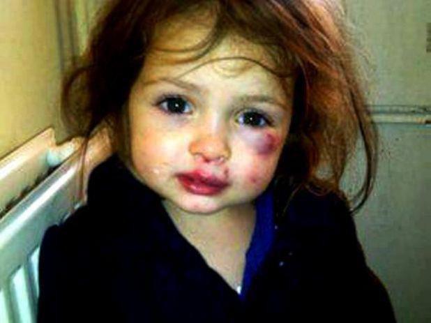 La violence fait aux enfants !