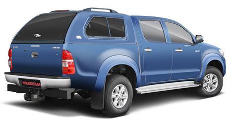 HARD TOP MAXTOP S1 TOYOTA HILUX/VIGO 2005+ DOUBLE CAB NOIR 209 T