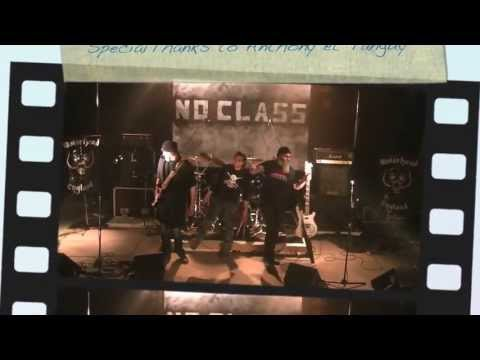 NO CLASS Tribute to Motorhead / iron fist