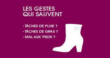Les gestes qui sauvent vos chaussures by San Marina