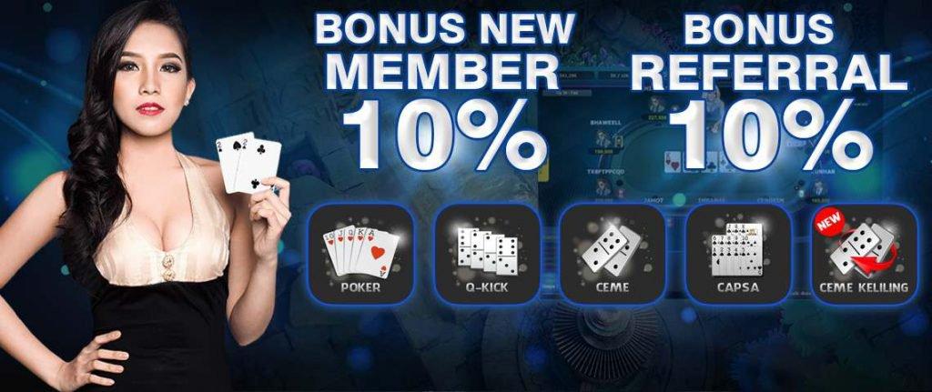 Ayo Taruhan Di Agen Poker Online Terpercaya