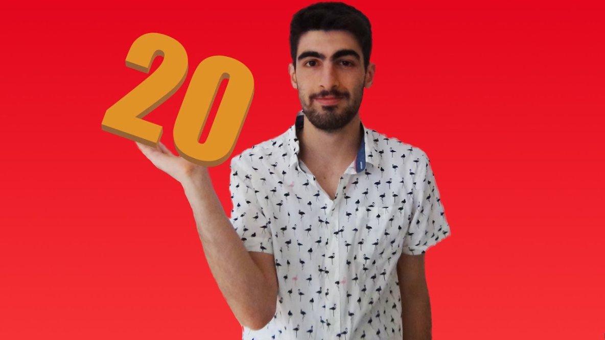Imas69 #83 - 20 raisons pour lesquelles 20 ans est un âge historique