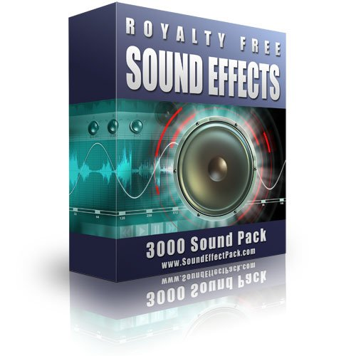 3000 Sound Effect Pack