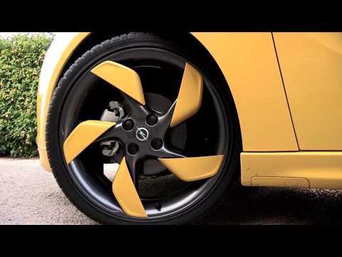 Opel Adam - livstil i yderste potens