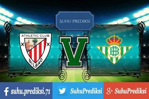 Prediksi Bola Athletic Bilbao Vs Real Betis 28 April 2017