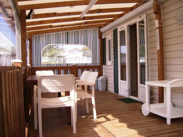 Mobil-home climatisé 4/6 places, proche de l'île d'Oléron - Charente-Maritime, Poitou-Charentes - Chezmatante.fr