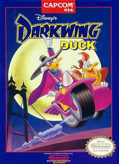 [RT] Darkwing Duck - 1992 - NES