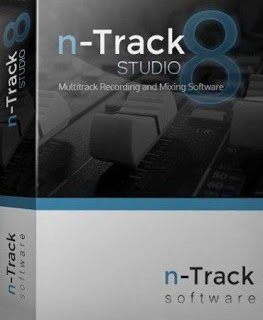 n-Track Studio EX 8.1.4 Incl Crack Full Version - GetpcSofts