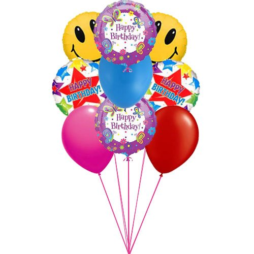 Send Birthday Balloons USA