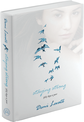 Staying Strong by Demi Lovato