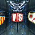 Prediksi Valencia vs Rayo Vallecano 17 Desember 2014 Copa de
