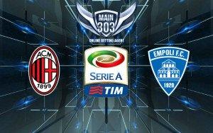 Prediksi AC Milan vs Empoli 30 Agustus 2015