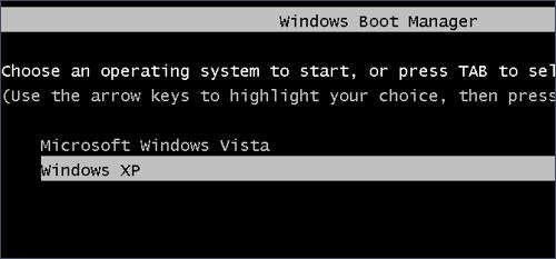 PC Astuces - Installer Windows XP sur un ordinateur avec Vista