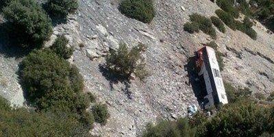 Accident d'autocar près de Taza : 32 blessés !