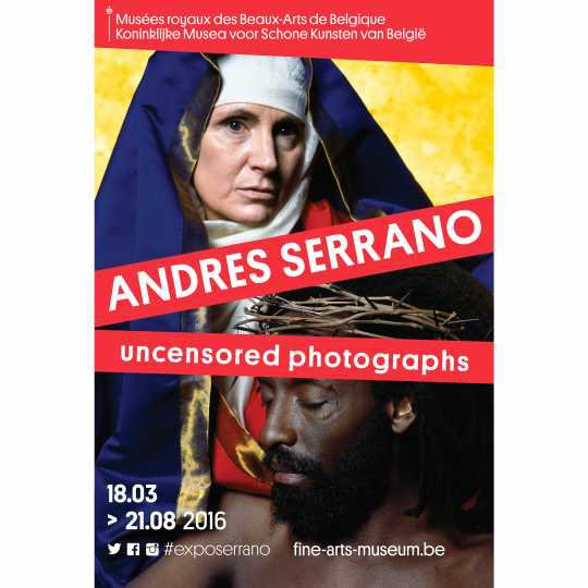The Denizens of Brussels. Andres Serrano
