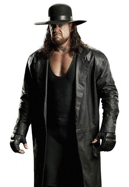 The Undertaker Dead Man Coat