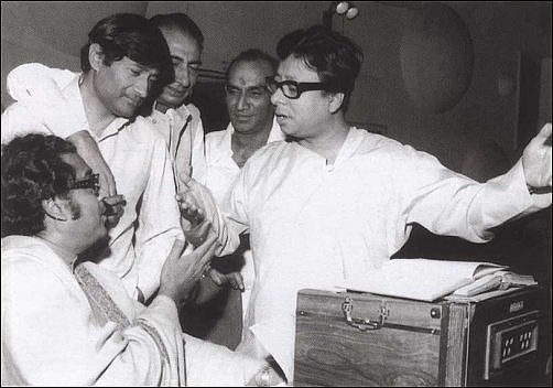 Old Songs by Exquisite Brand of Music R D Burman