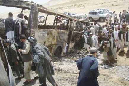 Un accident de la route fait 45 morts en Afghanistan | Moyen-Orient