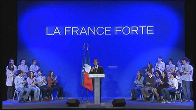 Nicolas Sarkozy mis en examen pour financement illégal de campagne