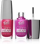 Vernis Glam Wear Glossy Colour 4,74 ¤ TTC