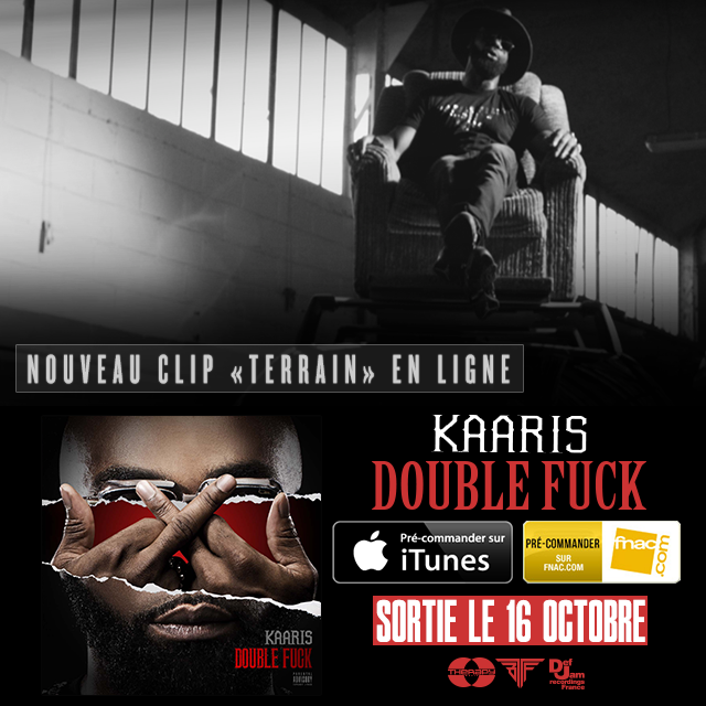 """Découvrez le nouveau clip de Kaaris """" Terrain """""""
