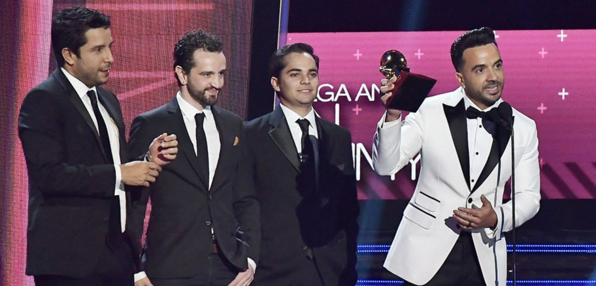 Grammy Latino 2017: ce sont tous les gagnants de la nuit