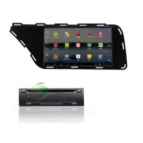 Android 4.0 Auto DVD Player GPS Navigationssystem für Audi A5(2008 2009 2010 2011 2012 2013)