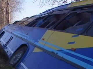Faits divers : Accident d'un bus près d'Arles : 1 mort et des blessés - Société - MYTF1News