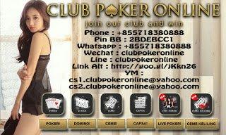 Poker 99 Indonesia Online: Game Judi Poker QQ Via Bank Bii Maybank Mega Bukopin
