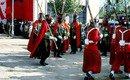 16 membres de la garde royale morts dans un accident de la route