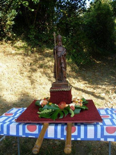 marche St Remy de Nevremont est annuelle
