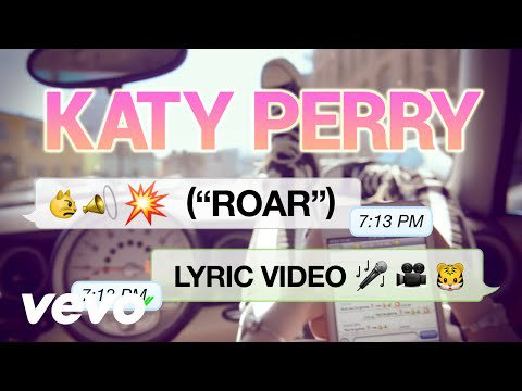 Katy Perry #ROoOoOoOAR