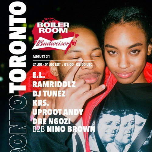 Boiler Room x Budweiser: Toronto Pt. 2