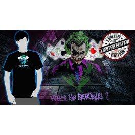 Tee shirt Joker Electronique Led - PardoShop