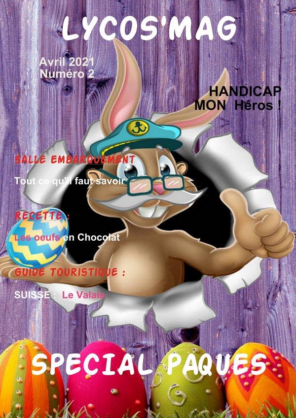 Lycos'Mag Spécial Pâques !