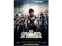 Les Chevaliers du Zodiaque - La Légende du Sanctuaire (25 février 2015) - Avis - Les aventures des chevaliers de bronze... c'est pas de l'or !