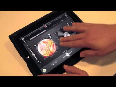 Djay for iPad Demo and example video - YouTube