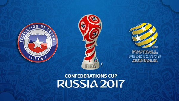 Prediksi Chile Vs Australia 25 Juni 2017 | 99 Bola