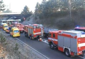 République tchèque : accident grave d'un autocar de collégiens français