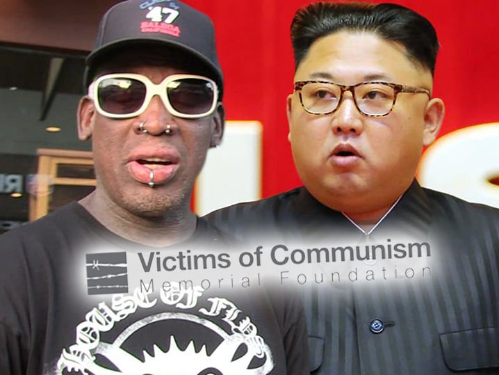 Human Rights Org Wants Dennis Rodman Axed from HOF Over N. Korea