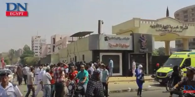 Egypt - In Video: Families protesting against the shortage of subsidised infant milk - Daily News Egypt