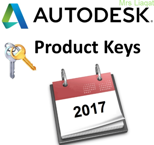 AutoCAD 2017 Product Key Full Version Free Download - Mrs Liaqat