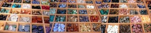 minéraux soins naturels par les pierres