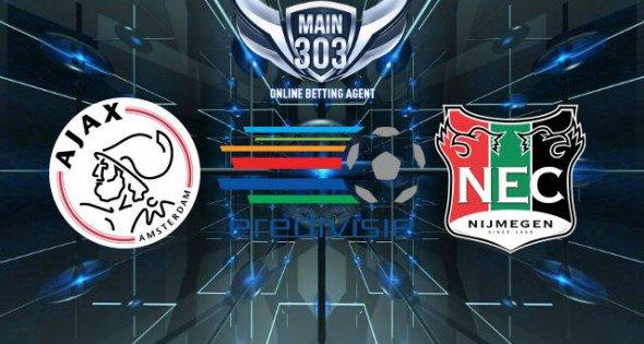 Prediksi Ajax vs NEC 13 Maret 2016
