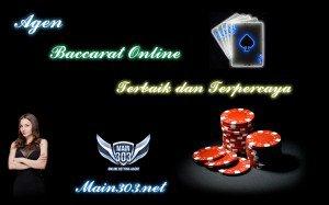 Agen Baccarat Online Terbaik dan Terpercaya | Main303